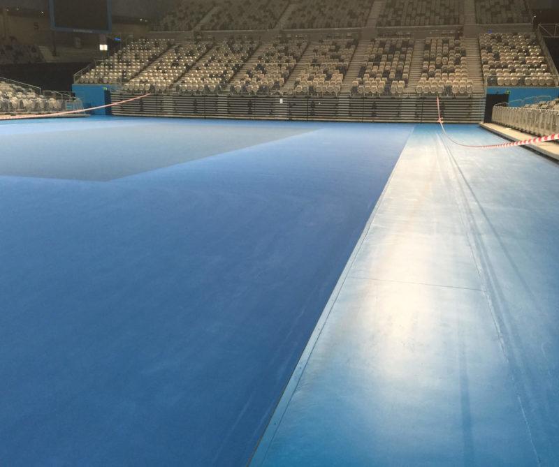 Hisense Arena Floor