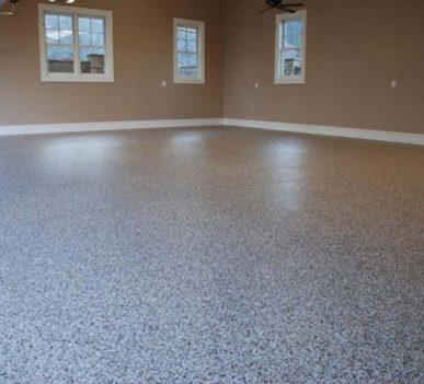 Ash Grey Floor