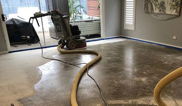 Floor Prepration New